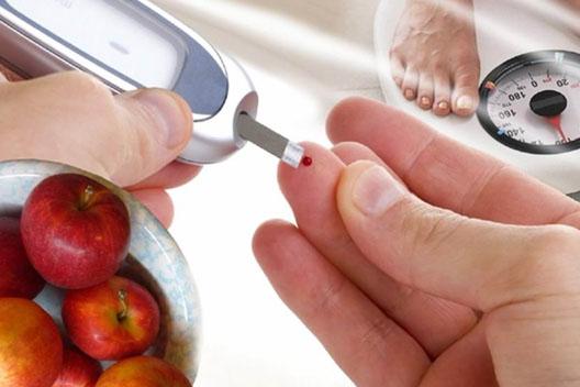 Лишний вес при сахарном диабете - что такое сахарный диабет 1 и 2 ...