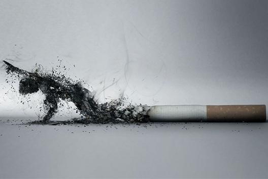 Как избавится от налета от курения